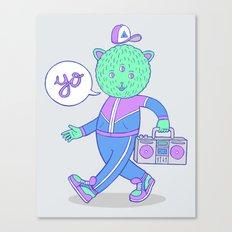 yo! Canvas Print