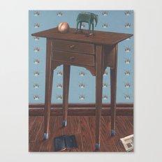 a boy's life Canvas Print