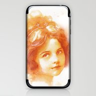 iPhone & iPod Skin featuring Age Of Innocence by Aurora Wienhold