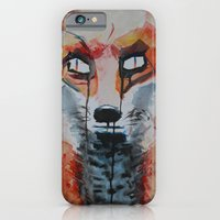 iPhone & iPod Case featuring Sly by Dillon Brannick