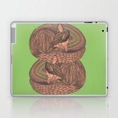 Sleeping foxes Laptop & iPad Skin