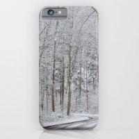Winter Road iPhone 6 Slim Case