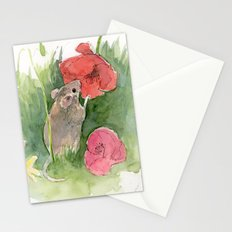 Fieldmouse Stationery Cards