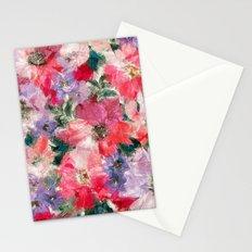 Slendid Flowers 2 Stationery Cards