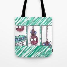 Spidey is weird Tote Bag