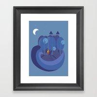 Grimm's Fairy Tales PT2 Framed Art Print