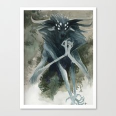 Forest Dweller Canvas Print