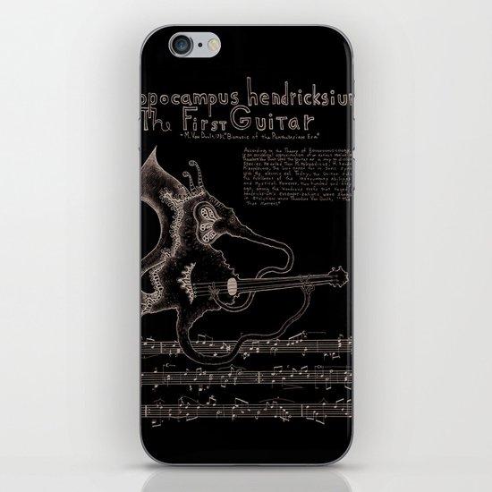 Hippocampus Hendricksium  iPhone & iPod Skin