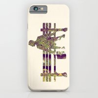 iPhone & iPod Case featuring Forrest by Ivan Guerrero