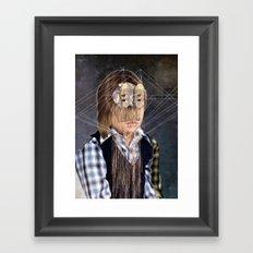 Untitled (David) Framed Art Print