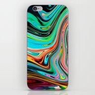 Waterfall II iPhone & iPod Skin
