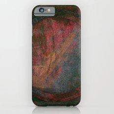 Circle Distortions #7 iPhone 6 Slim Case