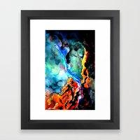 My Celestial Universe Framed Art Print