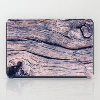 Wood 02 iPad Case