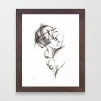 Hommage de Cloud Atlas Framed Art Print