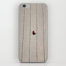 Lonely Flower iPhone & iPod Skin