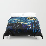 Starry Knight IPhone 4 4… Duvet Cover