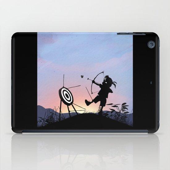 Hawkeye Kid iPad Case