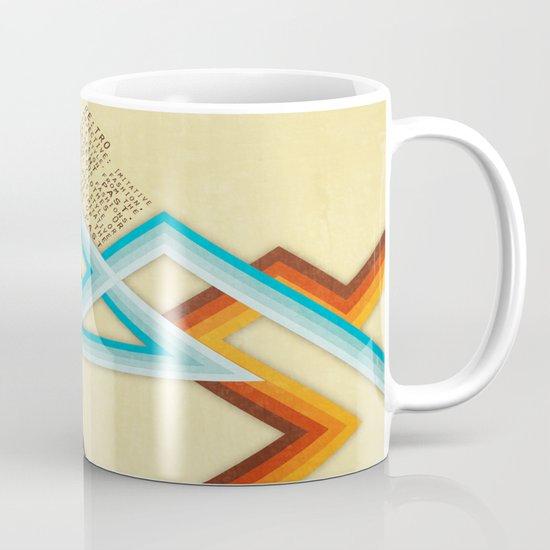 Retro Meaning Mug