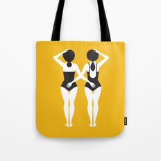 The Swimmers Tote Bag