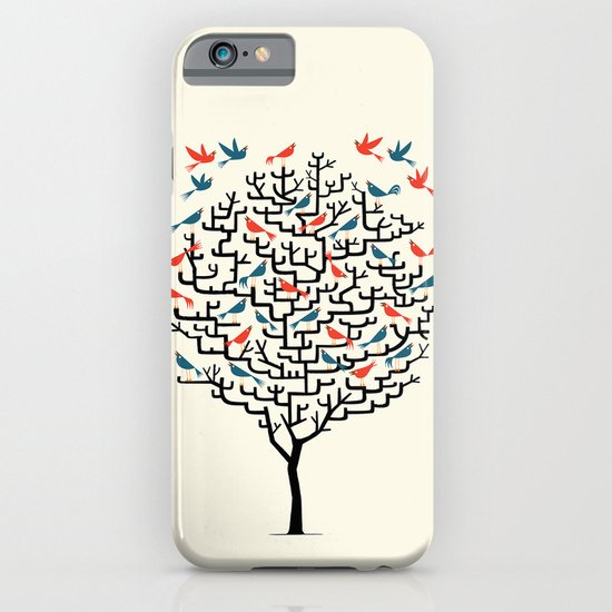 Out On a Lark iPhone & iPod Case