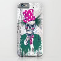 Skully Sam iPhone 6 Slim Case