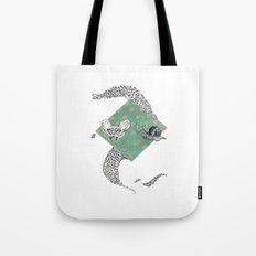 Snail and Pelvics  Tote Bag