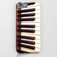 Ivory and wood Slim Case iPhone 6s