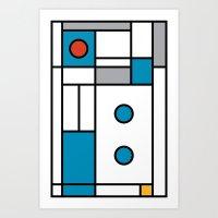 Art Too Art Print