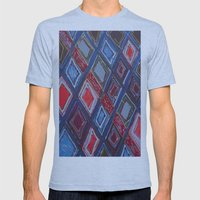 Draper Paper Mens Fitted Tee Athletic Blue SMALL