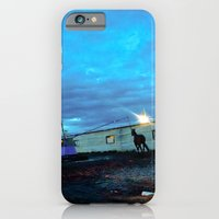 iPhone & iPod Case featuring A horse. by The Light Project