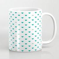 bleating hearts Mug