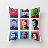 Dictart Throw Pillow