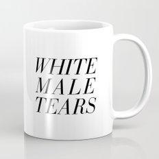 White Male Tears Mug