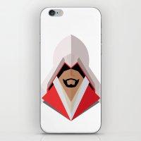 Ezio Auditore iPhone & iPod Skin