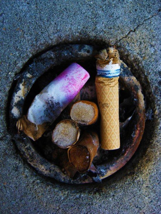 Classy Cigarettes Art Print