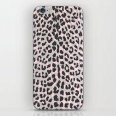 LEO CHEETAH PRINT iPhone & iPod Skin