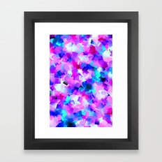 Flashy Framed Art Print