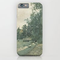 iPhone & iPod Case featuring Acacia Bay by Hilary Upton