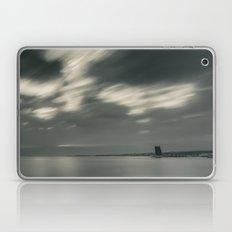 Lisbon in Black and White Laptop & iPad Skin