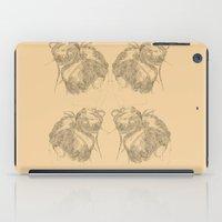 Chignon iPad Case