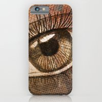 Refracted Canvas iPhone 6 Slim Case