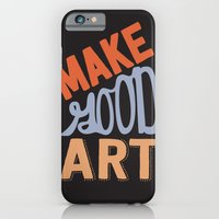 Make Good Art iPhone 6 Slim Case