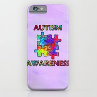 Autism Awareness iPhone 6 Slim Case