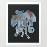 Tangled No. 1 Art Print