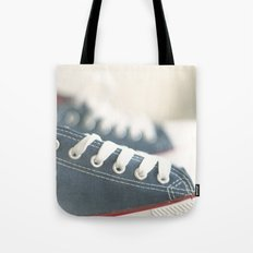 ready for walk Tote Bag
