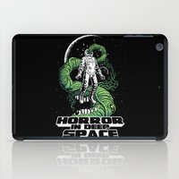 Horror In Deep Space iPad Case
