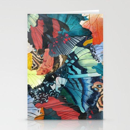Fallen Stationery Card