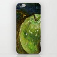Green Apples iPhone & iPod Skin