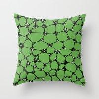 Yzor Pattern 006-4 Kitai… Throw Pillow